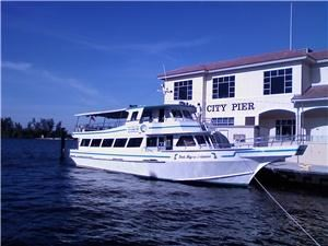 75ft Fort Myers  Princess, Fort Myers — 75 ft Fort Myers Princess Private and special event charters include: private parties, business meetings, corporate events, school field trips, weddings or customize your own .USCG lic up to 140 passengers