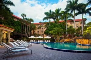Renaissance Boca Raton Hotel, Boca Raton — Dine, Meet, Drink, & Escape at our resort pool pavilion.