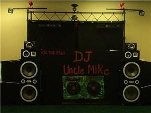 DJ Uncle Mike, Rocky Mount