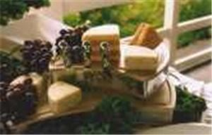 Simply Delicious Catering / New Life Culinary Creations, Wildomar — Assorted Fine Cheese Board