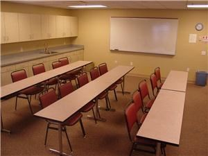 Classroom, Hale Activity Center, Dunedin