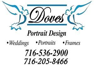 Doves Portrait Design, Niagara Falls — Weddings, portraits, frames, photo booth tental