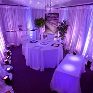 PTE Productions - Special Events, Orlando — Our interactive wedding demo room.