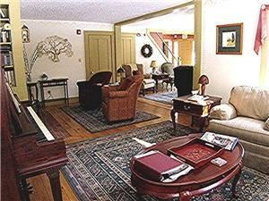 Living Room B, The Buttonwood Inn, North Conway