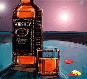 Whiskey Rhythm Band, Battle Creek — Whiskey Rhythm Band for classic rock and blues straight up!