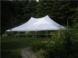 The Event Company, Gloucester — 40x60 Pole Tent
