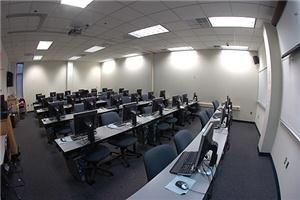 Computer Labs (BH101), Monmouth University, West Long Branch