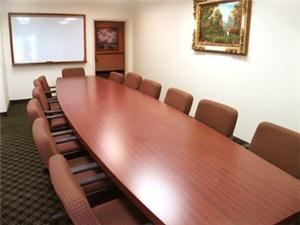 Board Room, Best Western Hospitality Hotel & Suites, Grand Rapids