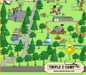 Triple C Camp, Charlottesville