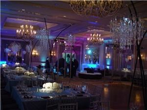 Eggsotic Events, Hampton — Bat Mitzvah, Short Hills, NJ. Design, Decor and Lighting provided by Eggsotic Events LLC