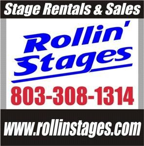 ROLLIN' STAGES, Orangeburg — Mobile & Portable Stage Rentals
