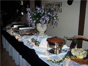 Kicker Catering Incorporated, Post Falls — Delicious made-from-scratch food, beautiful buffets, reasonable prices and great service, that's Kicker Catering!