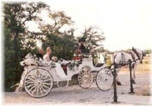 Carriage Service, Whispering Creek Ranch & Chapel, Granbury