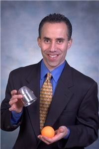 "Corporate Magician/Entertainer - Barry Tamarkin, Dallas — Barry Tamarkin is the premier corporate magician performing worldwide at trade shows, sales meetings, conferences, award dinners, hospitality suites and other corporate events. His list of clients is a ""Who's Who"" of Fortune 500 companies worldwide. Barry's mix of elegant magic and witty humor delights audiences and leaves them applauding long after the final curtain goes down. Blending elegant magic with key messages about your products and services, Barry can open or close company meetings with his dynamic stage show, perform intimate strolling magic at hospitality suites, or even motivate employees with his customized motivational show. And as one of the world's leading trade show magicians, Barry is guaranteed to attract huge crowds and leads to your trade show booth!"