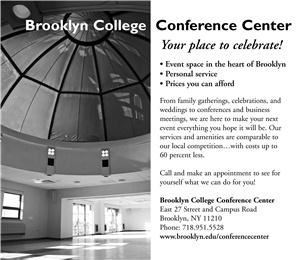 Brooklyn College Conference Center, Brooklyn