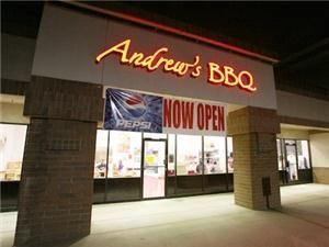 Andrew's BBQ Catering, Tempe