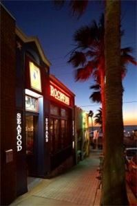 ROCK'N FISH - Manhattan Beach, Manhattan Beach — A beautiful sunset, in beautiful Manhattan Beach.