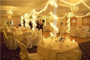 Ballroom, Nonantum Resort, Kennebunkport — Perfect for elegant Weddings. Also great meeting room.