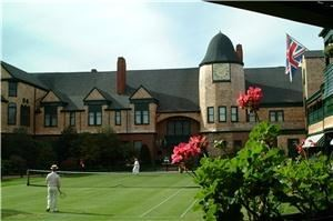 The International Tennis Hall of Fame & Museum, International Tennis Hall of Fame, Newport