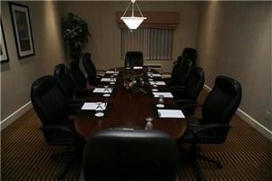 Executive Boardroom, Crowne Plaza Monroe, Monroe Township