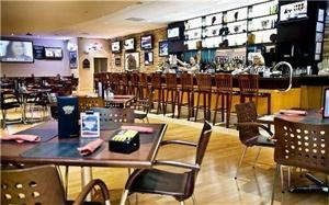 Yogi's All American Grill & Sports Bar, Crowne Plaza Monroe, Monroe Township