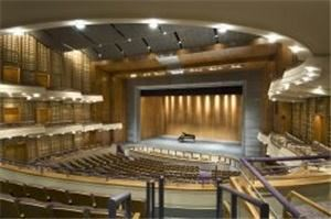 Performance Hall, Sandler Center for the Performing Arts, Virginia Beach