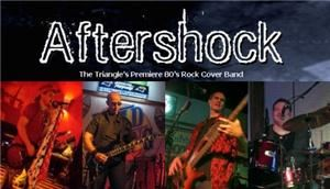 Aftershock, Raleigh