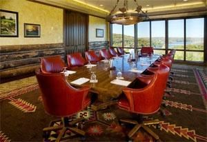 Table Rock Boardroom, Big Cedar Lodge, Ridgedale