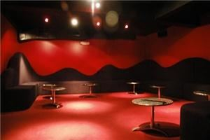 Entire Facility, Karma Lounge, Austin — VIP RED ROOM
