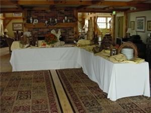 Dining Room, Inn at Cranberry Farm in Vermont, Chester