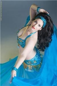 Sabrina Belly Dancer, San Diego — Sabrina, San Diego based Multi - Award Winning Belly Dance Artist,  has performed for the Royal Families of the Middle East as well as headlined in the nightclubs and restaurants of Los Angeles, California. She has worked with the top Middle Eastern musicians.