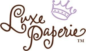 Luxe Paperie - Torrance, Torrance — modern. fresh. chic. social and wedding invitations, announcement cards, rsvp/reply cards, place cards, seating cards, thank you cards, stationery, designer gift wrap paper and paperie gifts!