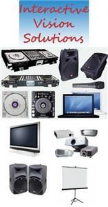 Audio Visual equipment rental, Boca Raton