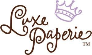 Luxe Paperie - Medford, Medford — modern. fresh. chic. social and wedding invitations, announcement cards, rsvp/reply cards, place cards, seating cards, thank you cards, stationery, designer gift wrap paper and paperie gifts!