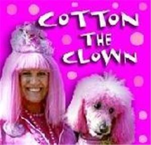 Cotton the Clown, Raleigh — A Raleigh favorite, Cotton has been delivering the best entertainment for families all over, since 1991.  Her wit, skill and professionalism add the perfect components to add to be spectacular, leaving her audiences with a smile on their faces and a song in their heart...