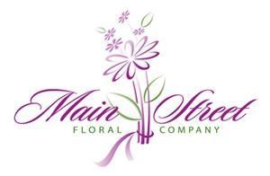 Main Street Floral Company, Battle Ground — Logo