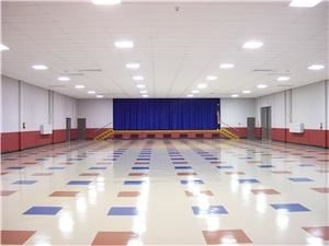 Room A (Auditorium), Kalamazoo County Expo Center & Fairground, Kalamazoo — Room A (Auditorium)