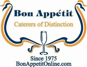 Bon Appétit Caterers: Caterers of Distinction Since 1975, Orlando — Whether your event is a corporate party, a wedding reception or a gathering of friends, Bon Appétit Caterers is here to serve you. From summer barbecues to black tie events and everything in between, our company has the experience to cater any event.