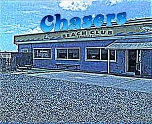 Chasers Beach Club, Oak Island — Chasers is opened nightly bringing you top beach entertainment and dancing.  We are available for your special events including weddings on the beach packages, retirement, anniversaries, birthdays, corporate events, private parties and much more.  