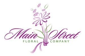 Main Street Floral Company Vancouver, Vancouver — Logo