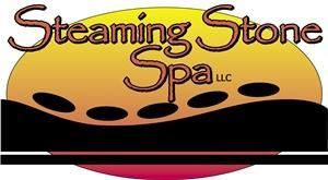 Steaming Stone Spa, LLC, Stevens Point — Logo for Steaming Stone Spa