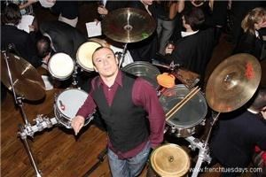 "Jimmy Lopez, Brooklyn — ""Great live percussionist for all types of events"""