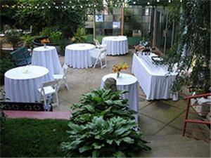 Outdoor Venue, Urban Oasis Bed And Breakfast, Atlanta