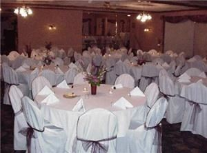 Banquet Room, Barrack's Hospitality Group, Peoria