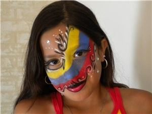 Face Painting By Jese - Morristown, Morristown — Have Face Painting by Jese  at Festivals, Fund raisers, Grand Opening, Halloween Party, Holiday Parties, School Events, Kids Birthday Parties, Kid Hospitals, Pre-school Party, Private Party, Quinces, Sweet Sixteen Religious Ceremonies, Town Fairs, Sleepover Party, Slumber Party, Special Occasion, Sport Function, Summer Camps, Thanksgiving, Valentine day Party, Anniversaries, Baby Shower, Bachelorette, Baptism, Teen/Adult Birthday Party, Block Parity, Company Picnic, Community Events, Conventions, Charity Events, Christmas Parties, Day Care Party.