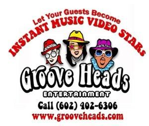 Groove Heads Entertainment - Los Angeles, Los Angeles — Let your guest be the main attraction by letting us make them on-the-spot MUSIC VIDEO STARS that everyone sees and all participants take home!  A great memory that will also promote you long after the event! 