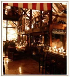 The White Barn Inn Restaurant, The White Barn Inn, Kennebunk