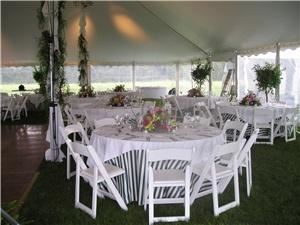 Miller's Rentals, Edison — Weddings become memorable events when Miller's is involved