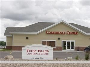 Teton Island Conference Center, AmericInn of Fort Pierre, Fort Pierre