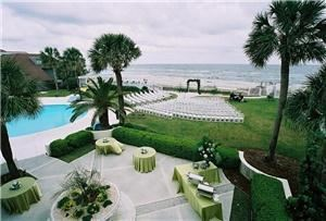 Fripp Island Golf & Beach Resort, Beaufort — Fripp Island Wedding Site